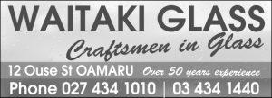 Oamaru Telegram Issue 337 Waitaki Glass