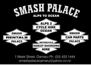Smash Palace Oamaru Telegram issue 336