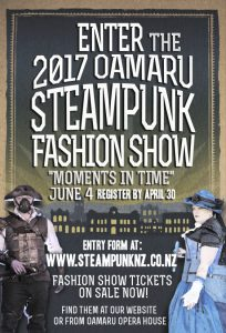 Steampunk Oamaru Telegram issue 336