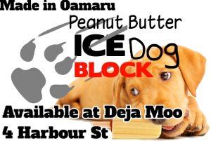 Dog Ice Blocks Oamaru Telegram