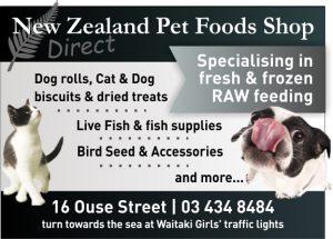 NZ Pet Food Oamaru Telegram