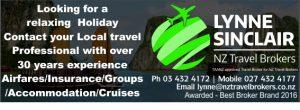 NZ Travel Brokers Oamaru Telegram