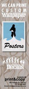 Oamaru Print and Copy Custom Print Oamaru Telegram for poster, banner, decals, wallpaper custom made to order.