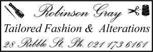 Robinson Gray Oamaru telegram