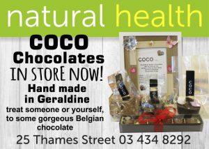 Natural Health Oamaru Telegram