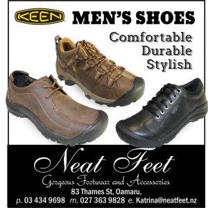 Neat feet Oamaru Telegram Mens Shoes 348