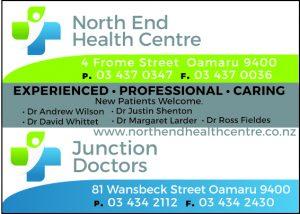 North End Health Centre Oamaru Telegram