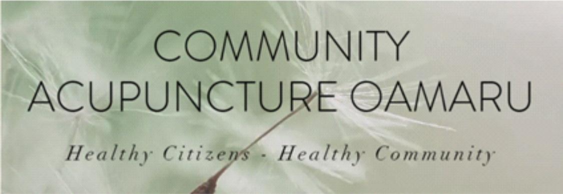 Community Acupuncture Oamaru Telegram
