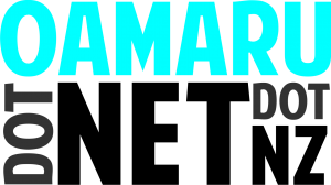 oamaru net nz Logo