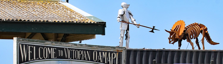 Welcome to The Oamaru Net