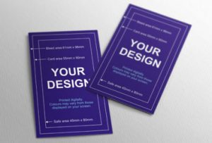 Design and print your own business Card