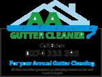 AA Gutter Cleaner